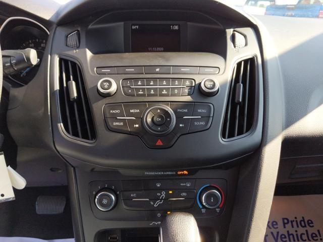 2018 Ford Focus SE Sedan