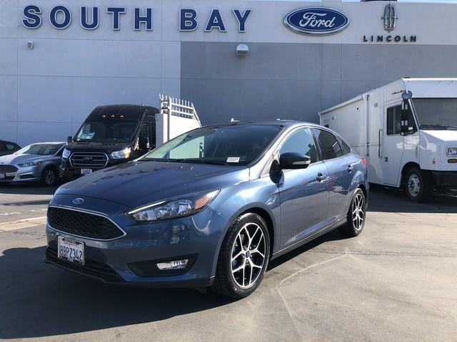 2018 Ford Focus SEL Sedan