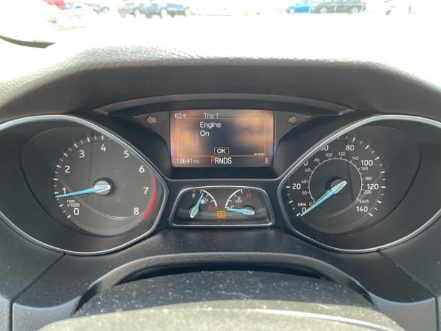2018 Ford Focus Titanium Sedan
