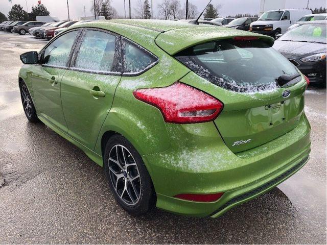 2018 Ford Focus SE  - $143.30 B/W