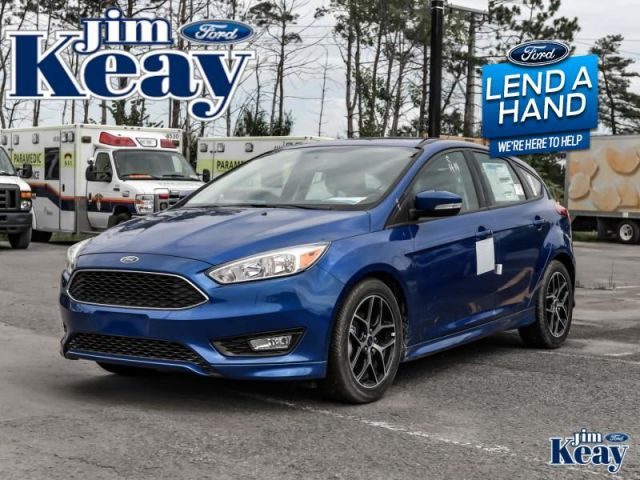2018 Ford Focus SE  Demo