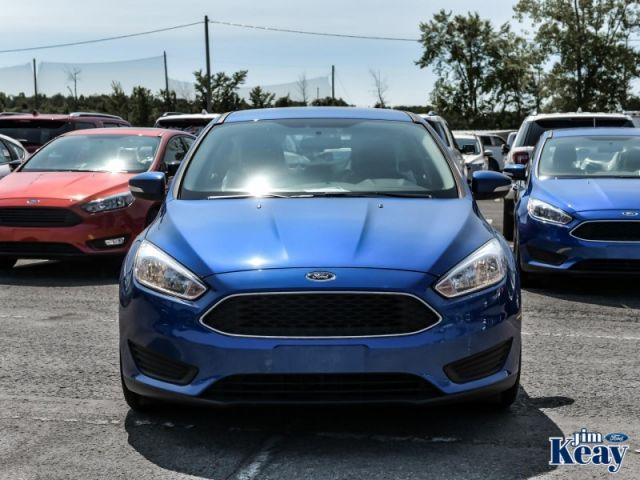 2018 Ford Focus SE  - Low Mileage