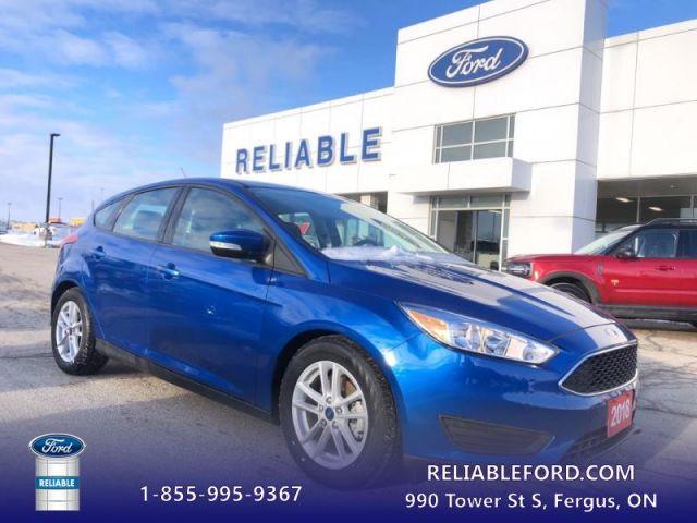 2018 Ford Focus SE   Remote Start- Heated Seats-Heated Steering Wheel- Bluetooth