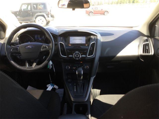 2018 Ford Focus SEL  - Sunroof -  Bluetooth -  SiriusXM