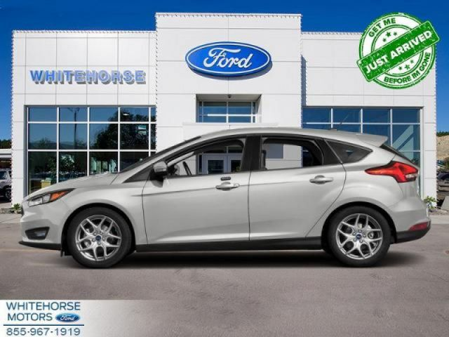 2018 Ford Focus SEL  - $128 B/W - Low Mileage