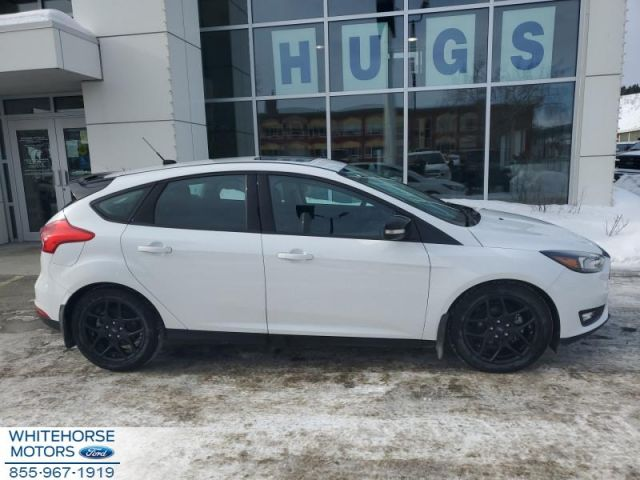 2018 Ford Focus SEL  - $128 B/W - Low Mileage