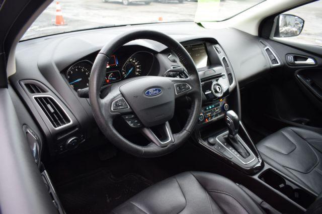 2018 Ford Focus Titanium  LEATHER | SUNROOF