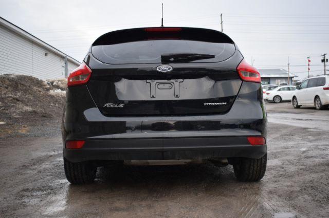 2018 Ford Focus Titanium  | LEATHER | SUNROOF