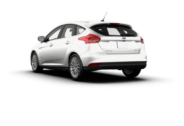2018 Ford Focus Électrique