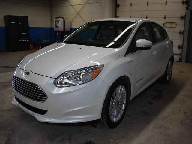 2018 Ford Focus BEV * BACKUP CAMERA * LEATHER * POWER DRIVER SEAT *
