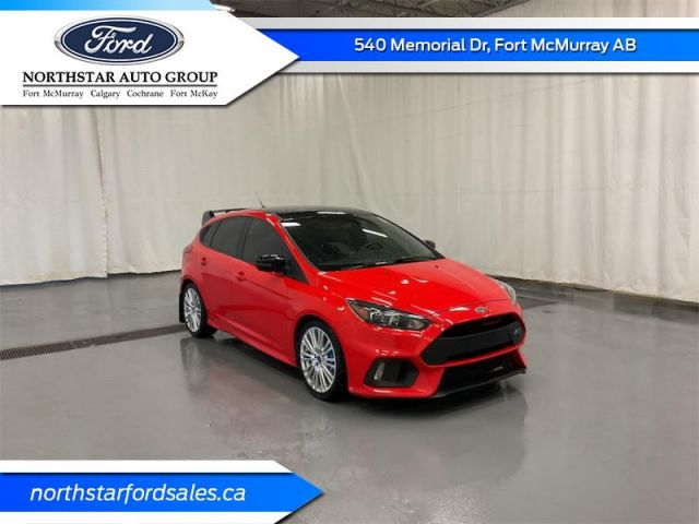 2018 Ford Focus RS  |ALBERTA'S #1 PREMIUM PRE-OWNED SELECTION