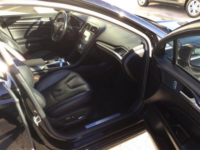 2018 Ford Fusion Titanium  - Leather Seats -  Bluetooth