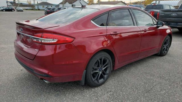 2018 Ford Fusion SE FWD  - Reverse Camera - Remote Start