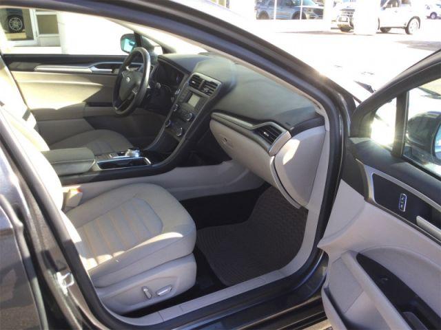 2018 Ford Fusion SE FWD  - Bluetooth -  SiriusXM