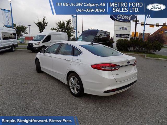 2018 Ford Fusion SE FWD