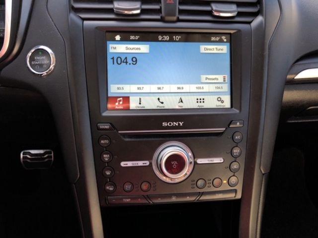2018 Ford Fusion Titanium  - Leather Seats -  Bluetooth - $169.36 B/W