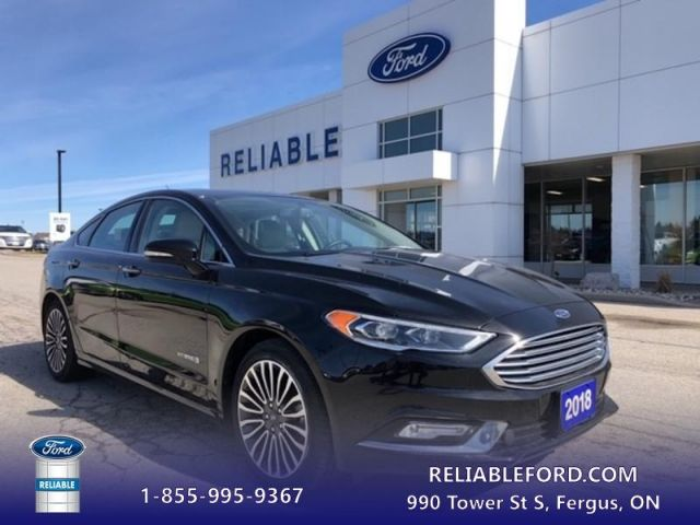 2018 Ford Fusion Titanium/ Previuos Daily Rental   - $170 B/W