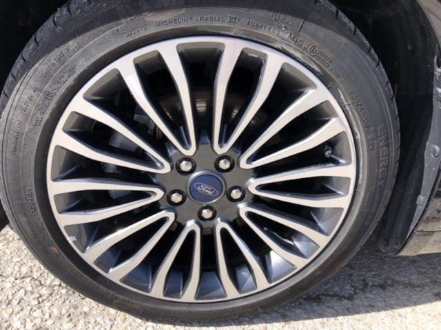 2018 Ford Fusion Titanium/ Previuos Daily Rental   - $167 B/W