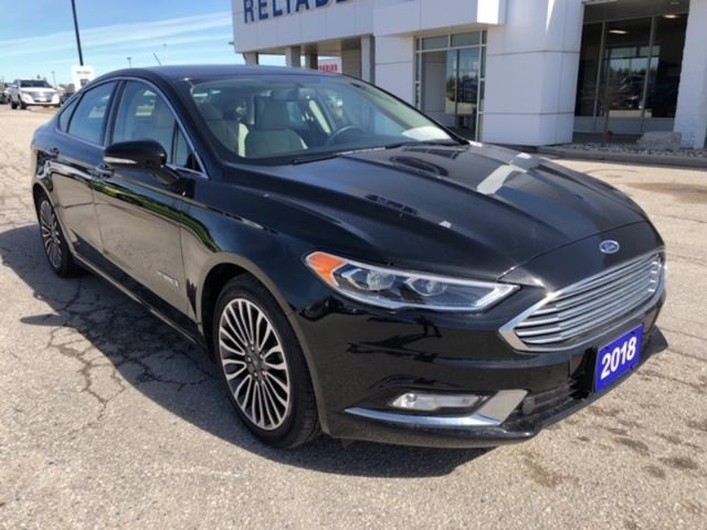 2018 Ford Fusion Titanium   - $157 B/W - Previous Daily Rental
