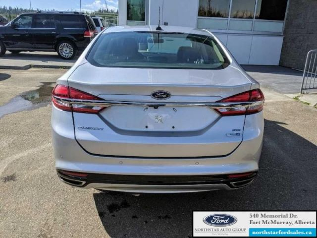 2018 Ford Fusion SE AWD  |2.0L|Rem Start|Nav|Moonroof|Engine Block Heater