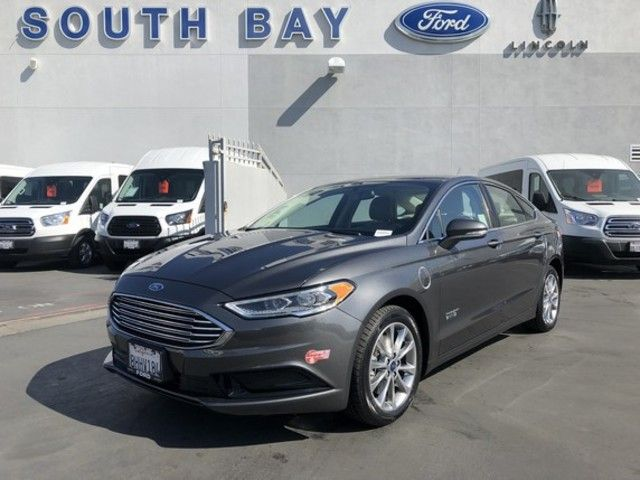 2018 Ford Fusion Energi SE FWD