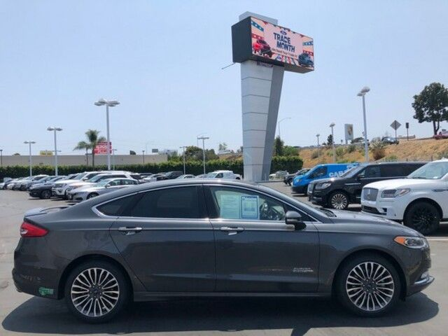 2018 Ford Fusion Energi Platinum FWD