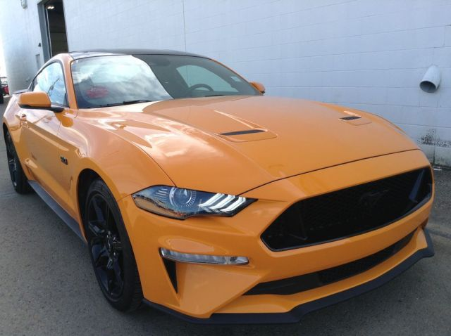 2018 Ford Mustang 2 Door Car