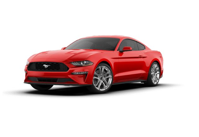 2018 Ford Mustang EcoBoost® Premium