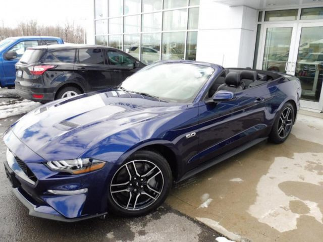2018 Ford Mustang PREMIER TRIM PACKAGE  - Leather Seats