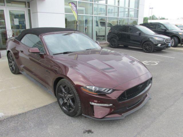 2018 Ford Mustang REAR DECKLID SPOILER- BLACK APPEARANCE PACKAGE