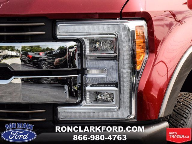 2018 Ford Super Duty F-250 SRW King Ranch