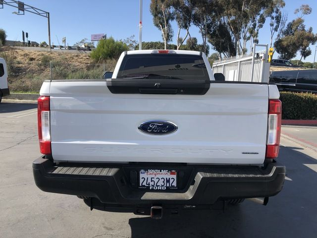 2018 Ford Super Duty F-250 SRW XL 2WD Reg Cab 8 Box
