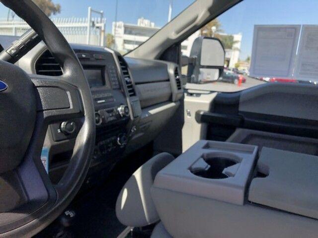 2018 Ford Super Duty F-350 SRW XL 4WD Reg Cab 8 Box
