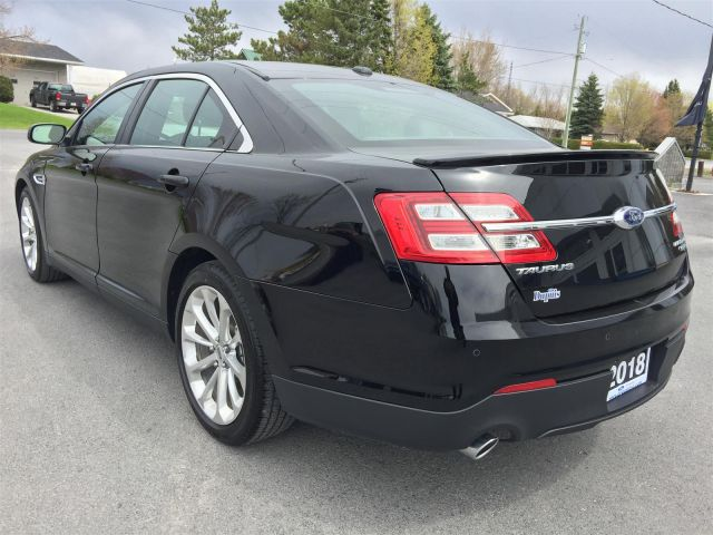 2018 Ford Taurus Limited AWD