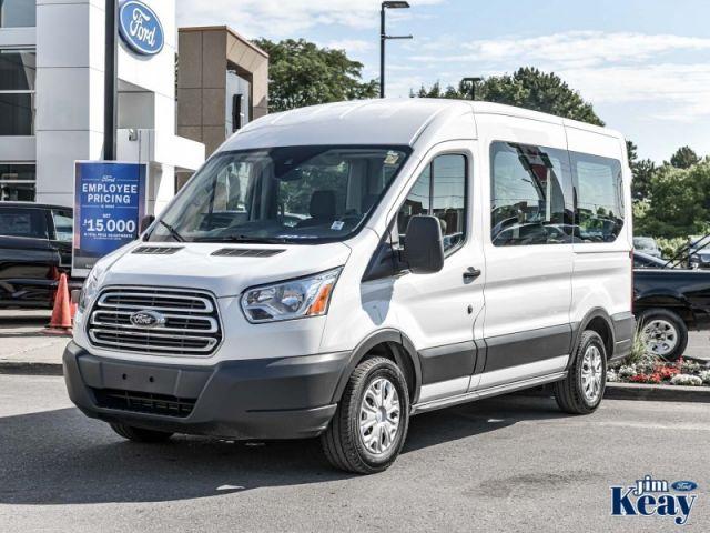2018 Ford Transit-150 - Low Mileage