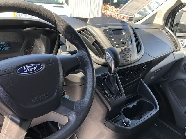 2018 Ford Transit T-150 130 Low Rf 8600 GVWR Swing-O