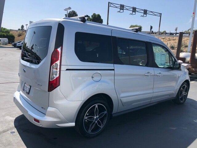 2018 Ford Transit Connect XLT LWB w/Rear Liftgate