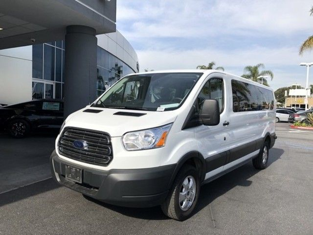 2018 Ford Transit Passenger T-350 148 Low Roof XLT Sliding RH