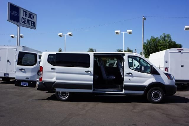 2018 Ford Transit Passenger T-350 148 Low Roof XL Sliding RH D