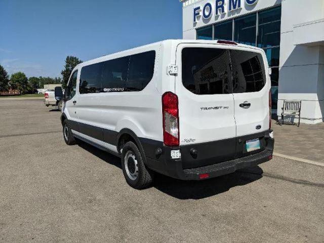 2018 Ford Transit Passenger Wagon XL  -  Trailer Hitch