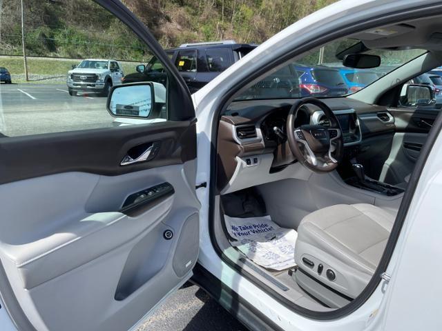 2018 GMC Acadia AWD 4dr SLT w/SLT-1