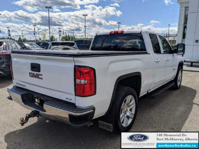 2018 GMC Sierra 1500 SLE  |ASK ABOUT NO PAYMENTS FOR 120 DAYS OAC