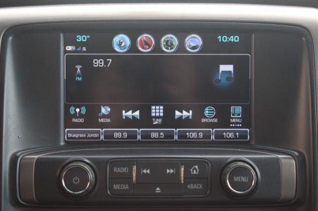 2018 GMC Sierra 1500 SLT    LEATHER   DUAL CLIMATE   SUNROOF  