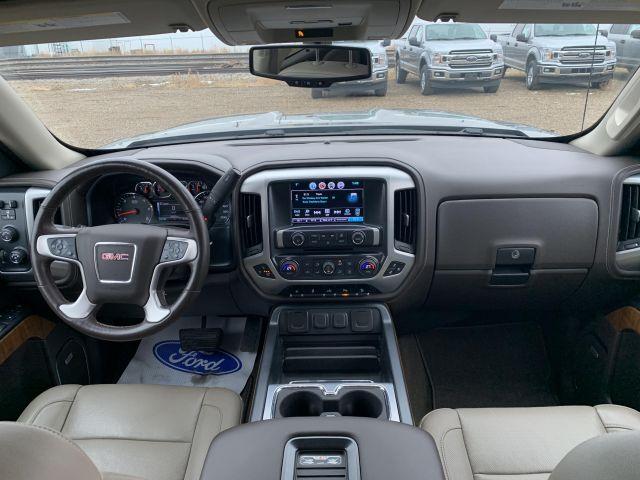 2018 GMC Sierra 1500 SLT Crew 6.2L, New Tires