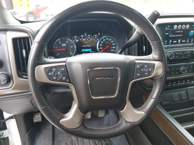 2018 GMC Sierra 2500HD Denali  - $537 B/W