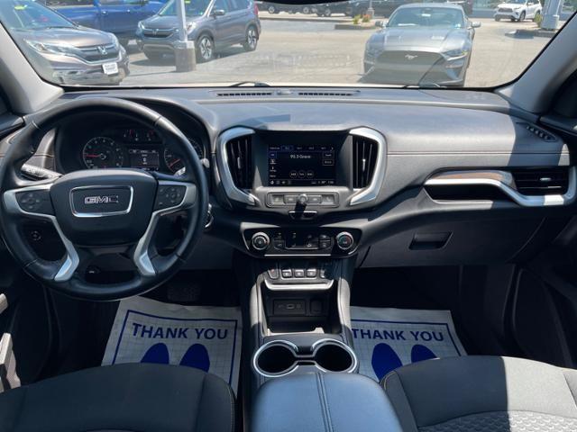 2018 GMC Terrain FWD 4dr SLE