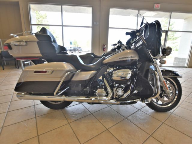 2018 Harley-Davidson Ultra Limited Touring Low