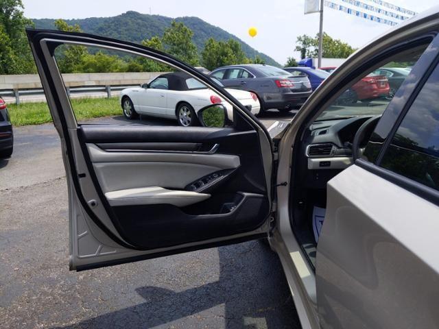 2018 Honda Accord LX 1.5T CVT