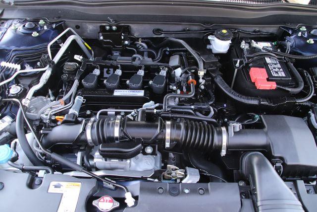 2018 Honda Accord LX Sedan