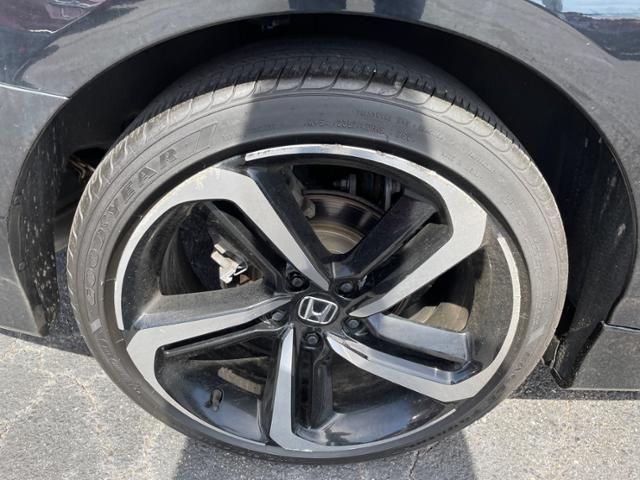 2018 Honda Accord Sport 1.5T CVT